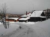 Chata k pronájmu - dovolená Jezero Barbora rekreace Moldava - Nové Město