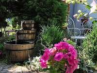 Bylinková zahrada - chalupa k pronájmu Krásný Les