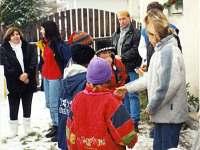 Objekt navštívila v roce 2001 olympijská vítězka Štěpánka Hilgertová. Je nám ctí