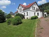 Tisá rodinný dům  ubytování