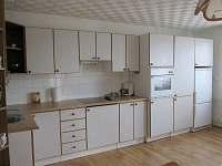kuchyň - rekreační dům k pronájmu Tisá