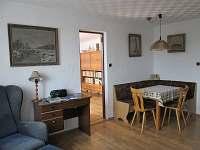 Kuchyň - pronájem rekreačního domu Tisá