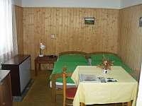 2 lůžkový pokoj - chata k pronájmu Mariánská