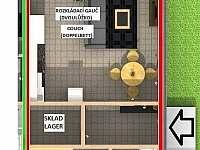 Apartmán č.1 - Abertamy