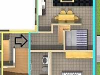 Apartmán č. 3 - Abertamy