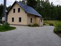 Levné ubytování Koupaliště Horní Blatná Chalupa k pronájmu - Nový Fojtov