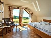 Velký apartmán - Ložnice 3 - Abertamy