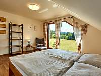 Velký apartmán - Ložnice 3 - chalupa k pronájmu Abertamy