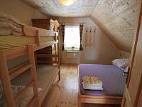 Pokoj 4. v podkroví - Abertamy