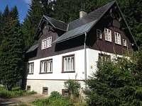 ubytování s blízkým koupáním v Krušných horách