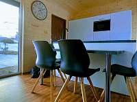 Kuchyňská část - apartmán k pronajmutí Mikulovice