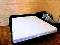 Obývací pokoj s rozkládacím gaučem - Mikulovice