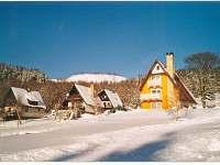 Zima na chatě