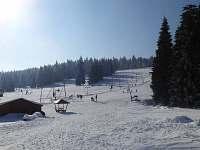 Areál Velflink u chaty (100m) - Pernink