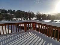 Terasa v zimě 2