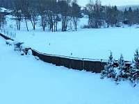 zahrada - ideální bobová dráha