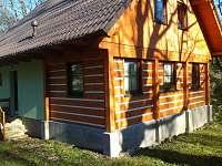 Chalupa k pronajmutí - okolí Moldavy
