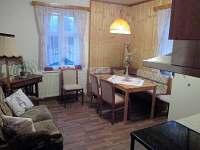 Apartmán kuchyň