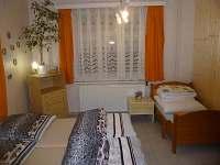 Apartmán ložnice