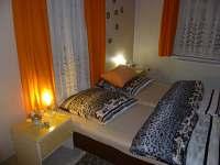 Apartmán ložnice 3 lůž.
