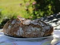 Domaci chleb - Šindelová