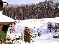 Zima na Modrince