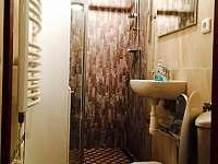 Chalupa Klíny - koupelna -