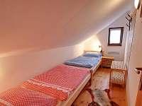 Malá ložnice dvoulůžková