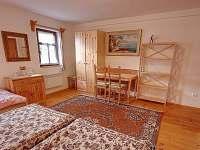Velká ložnice třílůžková