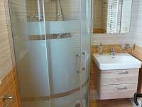Koupelna - chata k pronajmutí Lípa