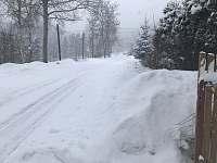 Zima 2019 - chata k pronájmu Lípa
