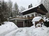 Zima 2019 - pronájem chaty Lípa