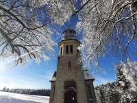 Kaplička Sv. Marka Kovářská -