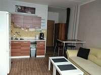 ubytování na Chomutovsku Apartmán na horách - Kovářská