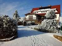 Chata ILMA Hřebečná ubytování - k pronájmu