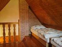 pětilůžkový pokoj-dvoupatrový