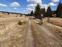 Cyklistika všude kolem - Abertamy