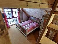 Ložnice č.2 pro 4 osoby - Abertamy