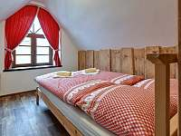 Malá ložnice - Abertamy