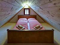 Podkrovní spaní z ložnice č.1 - Abertamy