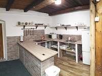kuchyň v chalupě 2 - Loučná pod Klínovcem - Háj
