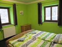 2. zelený pokoj - rekreační dům k pronajmutí Merklín