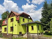 Merklín vily a rodinné domy  ubytování