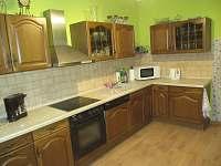 kuchyň - rekreační dům k pronájmu Merklín