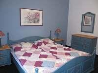 modrý pokoj - rekreační dům k pronájmu Merklín