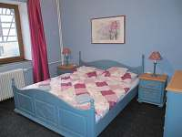modrý pokoj - Merklín
