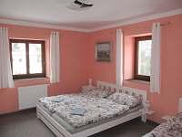 růžový pokoj - rekreační dům k pronájmu Merklín