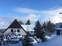 Chalupa k pronájmu - dovolená Teplicko rekreace Moldava - Nové Město