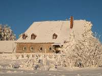 ubytování Moldava na chalupě k pronájmu