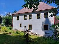 Loučná pod Klín. ubytování 50 lidí  ubytování